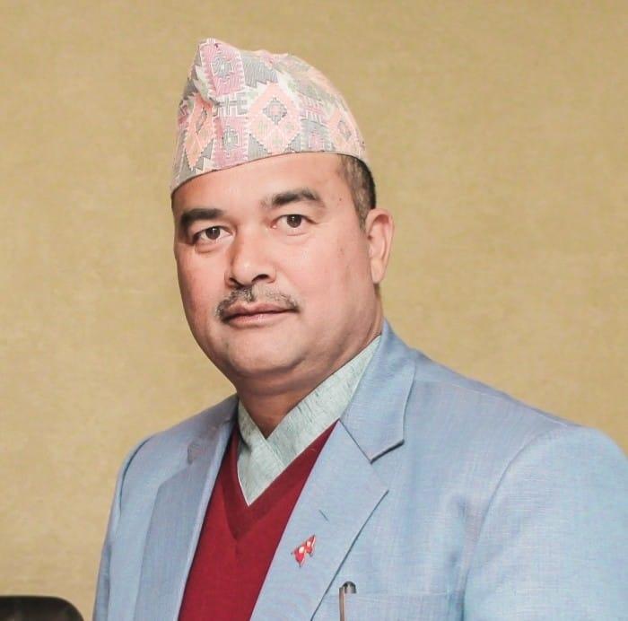 Mr. Ghan Shyam Pandey, Advisor