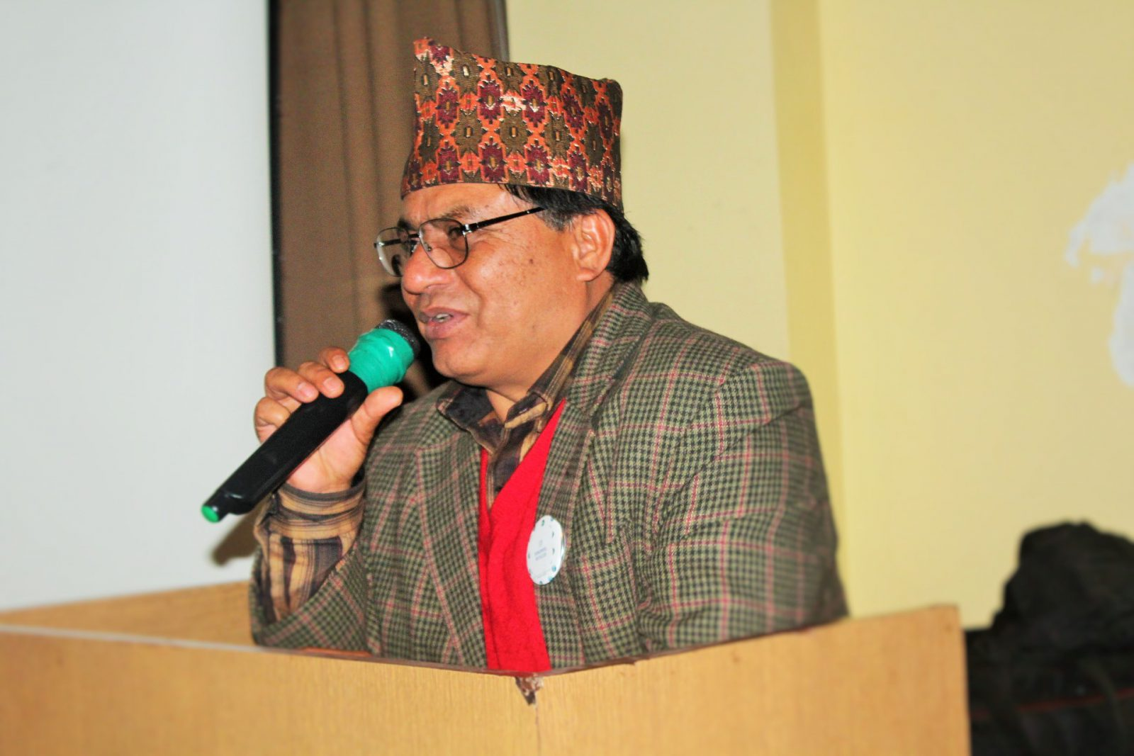 Family Forest Owners' dissatisfaction regarding the new budget : An interview with Chairperson AFFON , Mr. Jograj Giri by Thaha Sanchar Network !