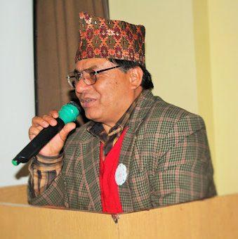 Mr. Jograj Giri